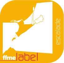 Logo label escalade ffme