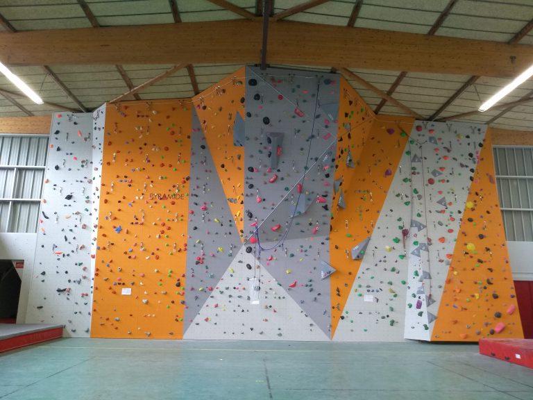 nouveau mur Usby Escalade